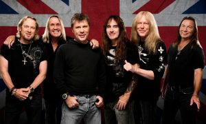iron maiden england