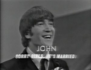 john lennon sorry girls