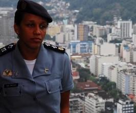 policial negra