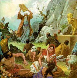 Moisés-mandamentos