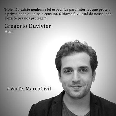 gregorio duvivier marco civil
