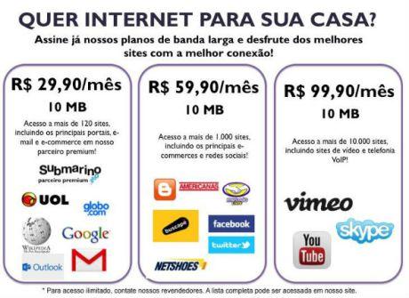 "Propaganda da ""neutralidade"" da rede como Marco Civil da Internet"