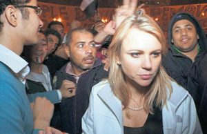 Lara Logan egypt