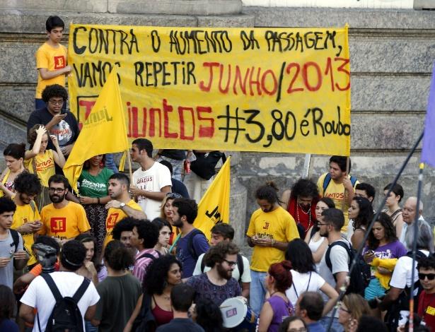 protesto MPL juntos PSOL