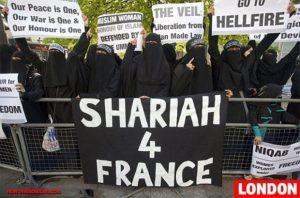sharia 4 france