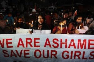 we are ashamed save our girls