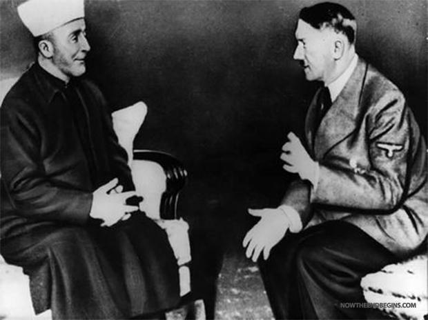 Encontro entre Adolf Hitler e Amin al-Husseini, 1942