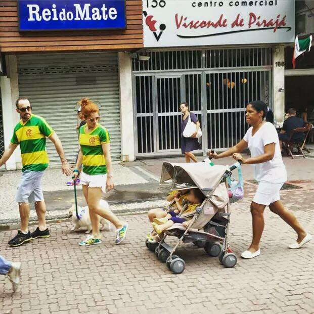 babá protesto paulista