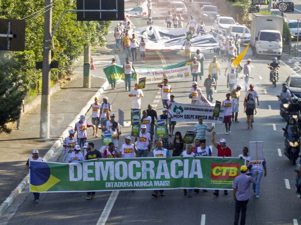 CTB democracia ditadura nunca mais