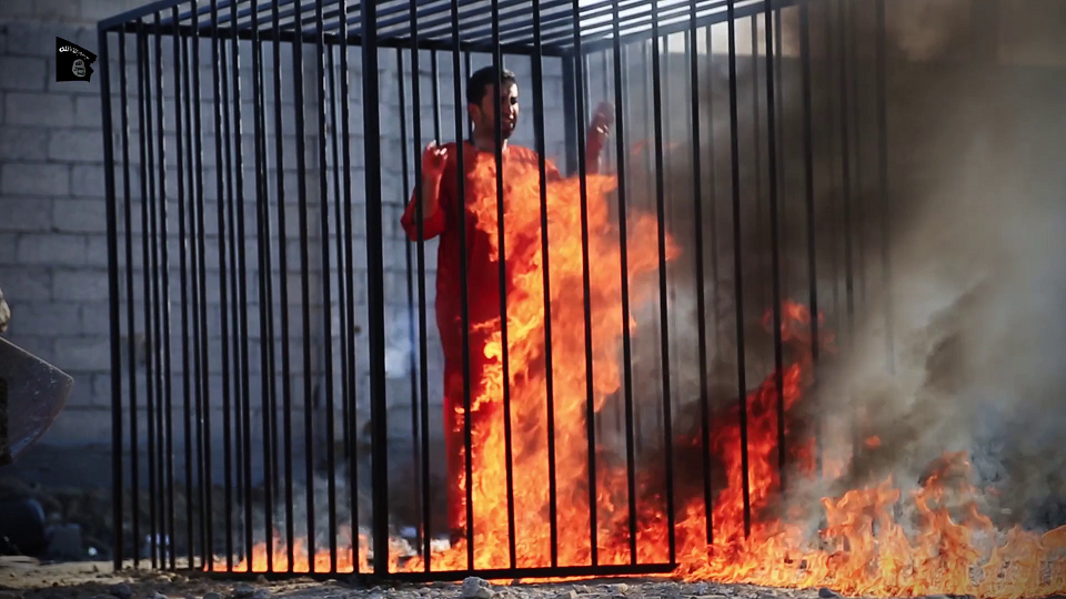 ISIS cage pilot