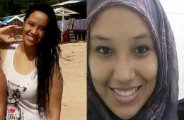 Karina Ailyn Raiol Barbosa muçulmana