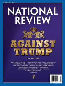 Against Trump - NRO