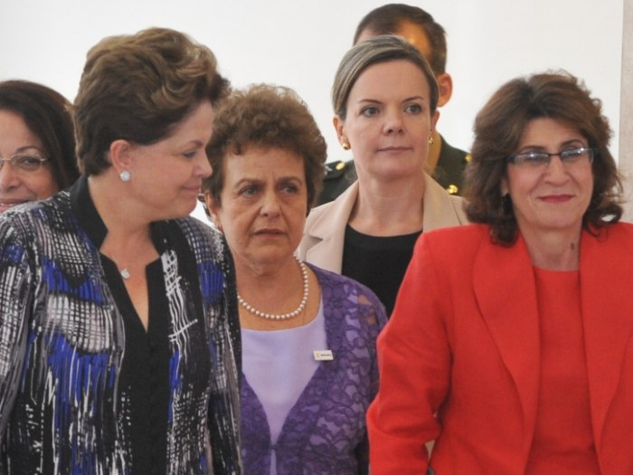 Dilma-ministras