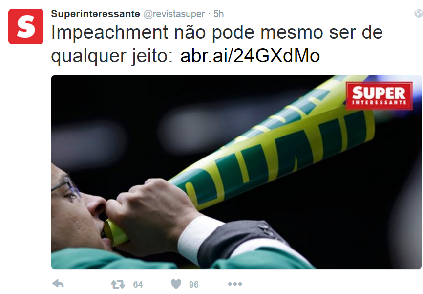 superinteressante impeachment