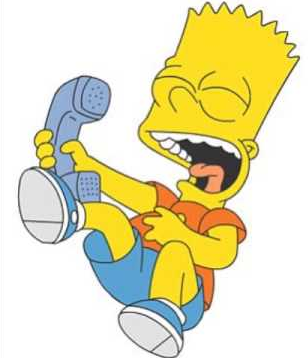 bart-simpson-phone