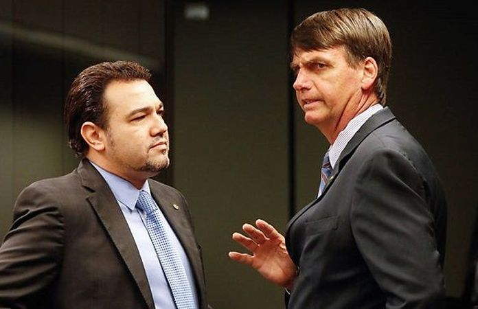 Feliciano e Bolsonaro