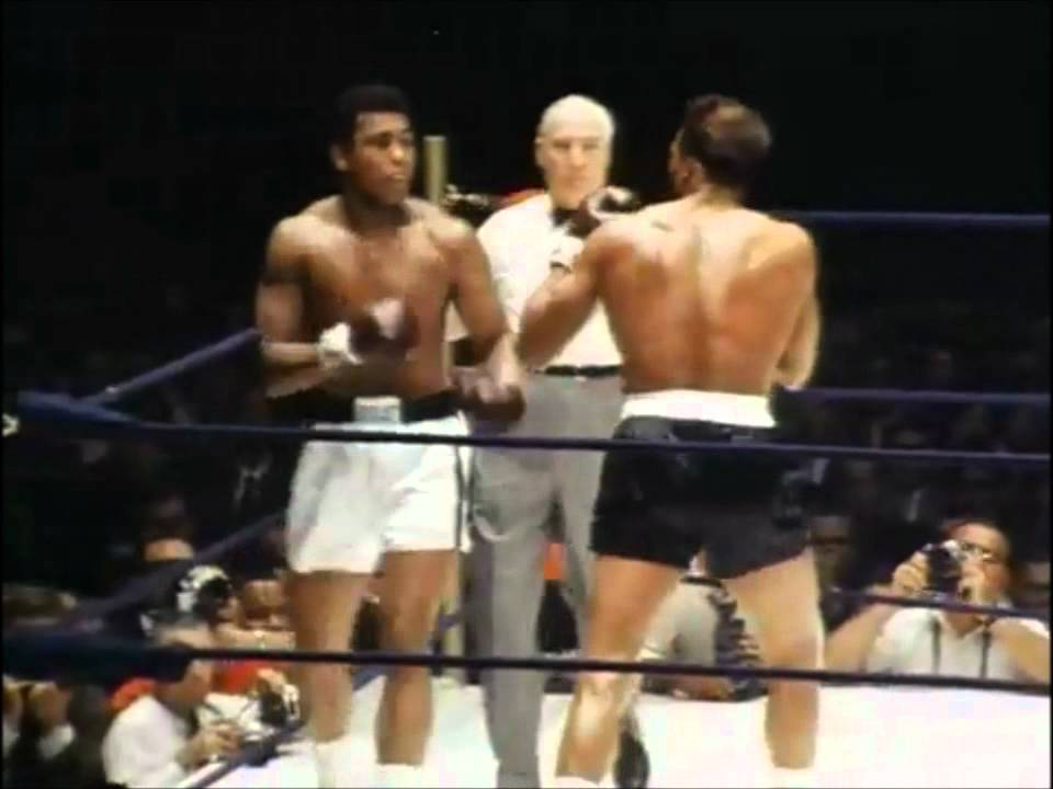 muhammad ali speed