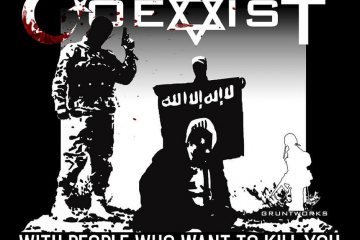You can't coexist with people who want to kill you.