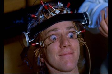 Laranja Mecânica - lavagem cerebral