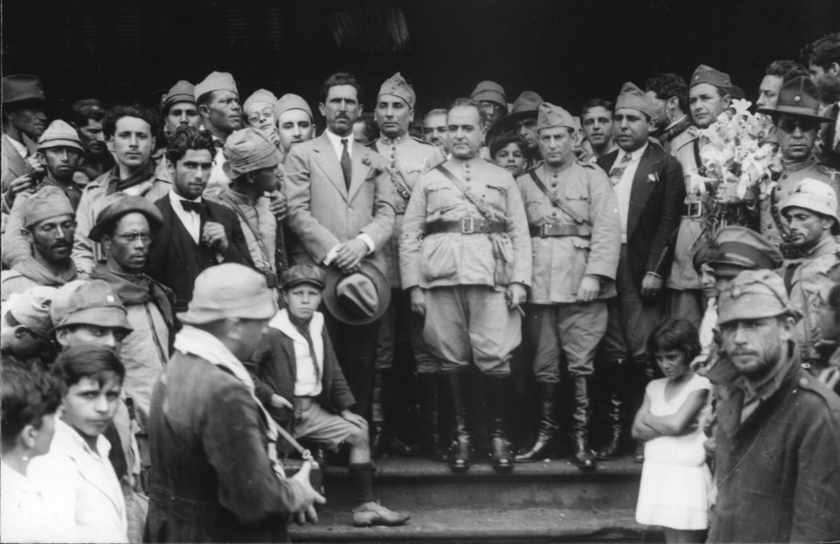 Getúlio Vargas na Revolução de 1930