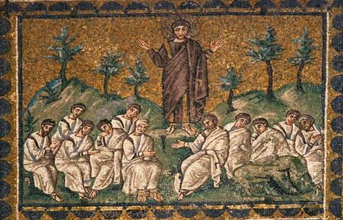 Jesus, Sermão da Montanha
