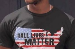 All lives matter except...