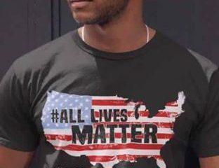 All lives matter except...