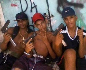 Bandidos mirins