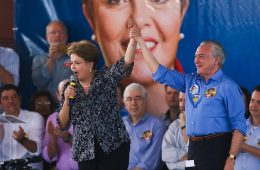 Dilma Rousseff e Michel Temer