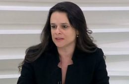 Janaína Paschoal, autora do pedido de impeachment de Dilma Rousseff.