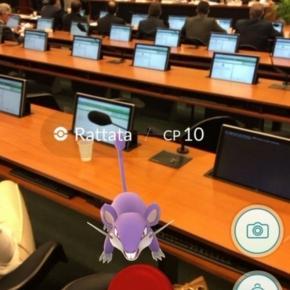 Pokémon GO em computadores