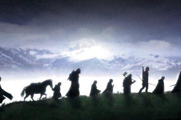 J. R. R. Tolkien - Terra Média.