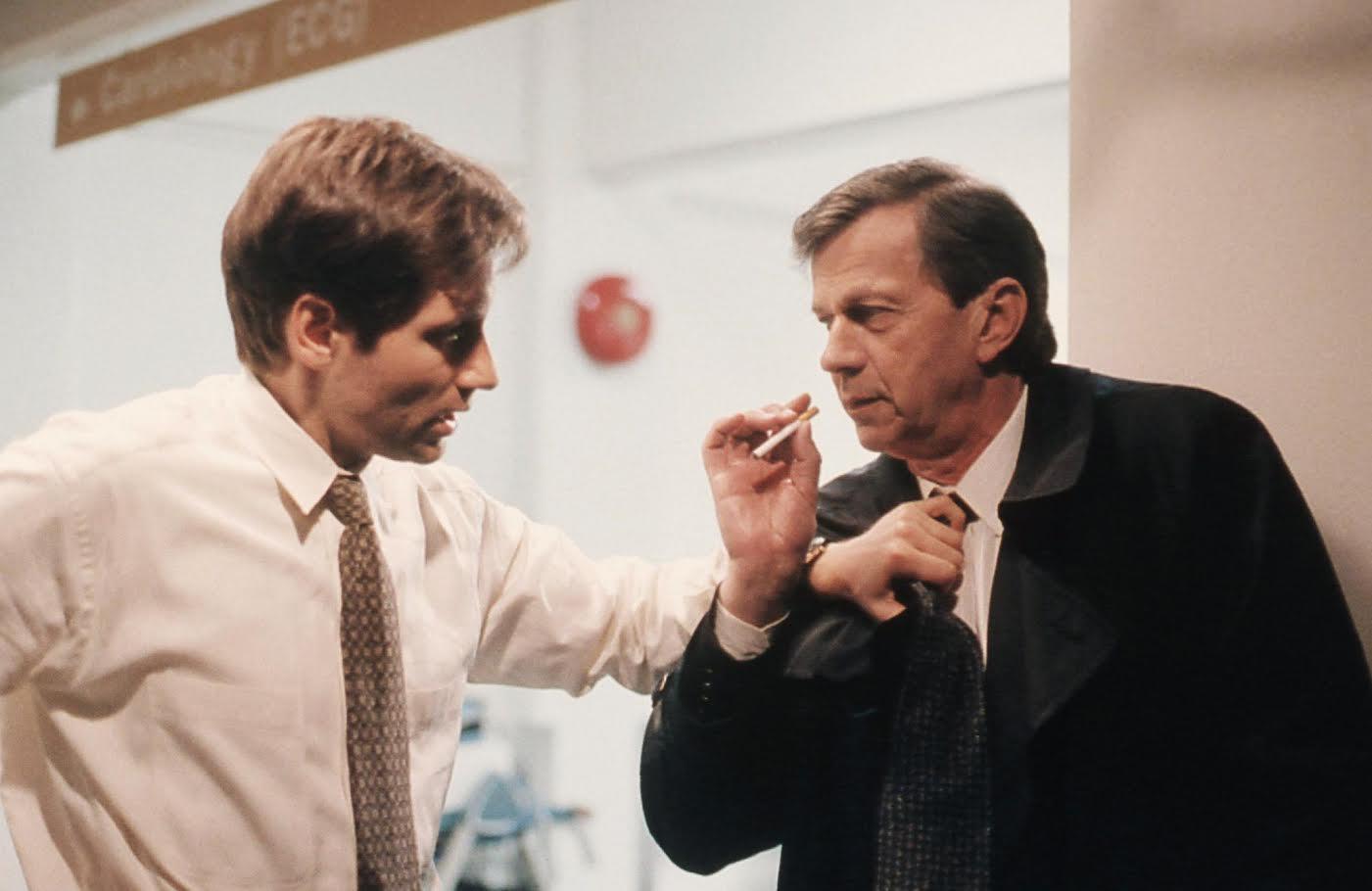 Arquivo X - David Duchovny como Fox Mulder