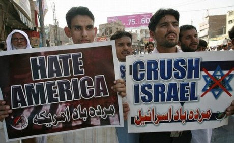 Hate America, Crush Israel