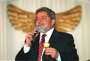 Lula anjo