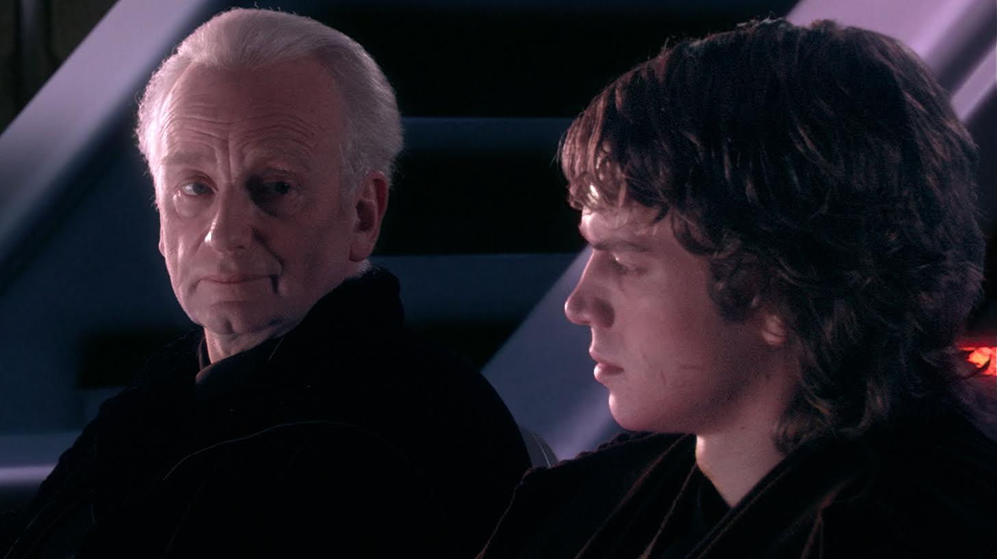 Palpatine e Anakin Skywalker, Star Wars