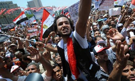 Primavera Árabe no Egito