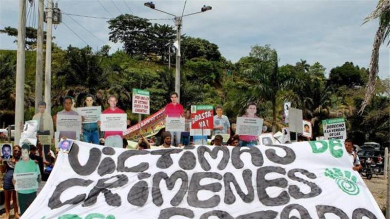 Vítimas das FARC