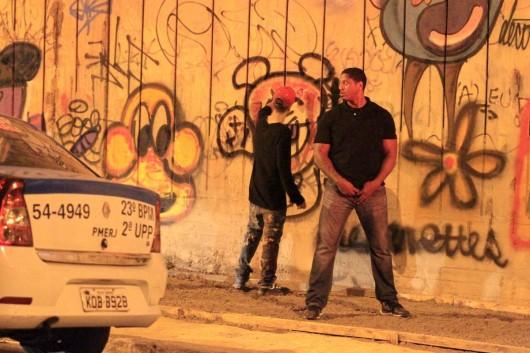 Justin Bieber picha muro