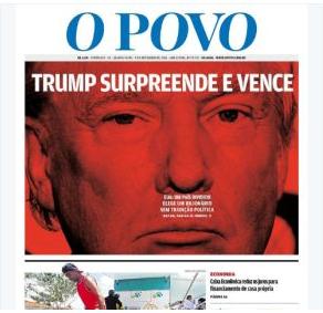 O Povo - Trump x Hitler