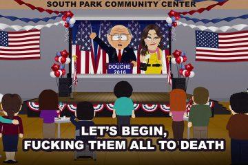 South Park politics