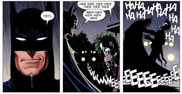 """Batman ri em """"A Piada Mortal"""", de Alan Moore"""