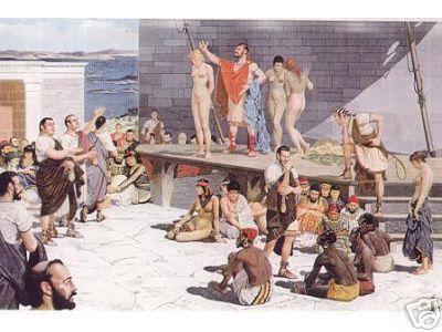 Escravos no Império Romano