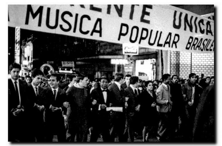 MPB - Documentário Uma noite em 67 - passeata