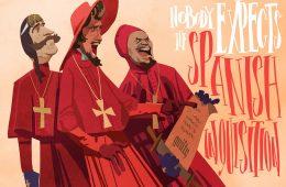 A Inquisição Espanhola - Monty Python, Donald Trump, o Terrorismo e o Islamismo