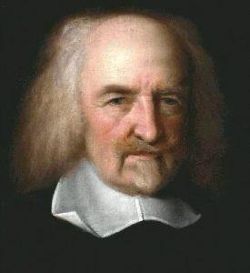 Nunca reaja, Thomas Hobbes e o desarmamento civil