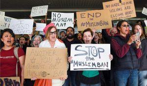 Trump banimento muçulmanos