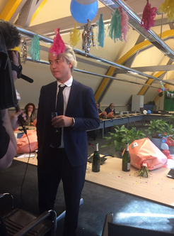 Geert Wilders, Holanda, Mark Rutte, Vitória Direita
