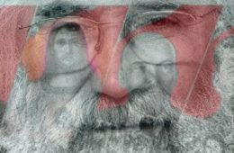 Teologia da Libertação: Leonardo Boff, Karl Marx, Vladimir Lenin, Josef Stalin, Jesus Cristo.