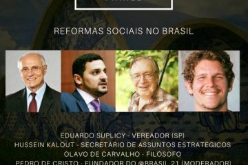 Olavo de Carvalho analfabetismo funcional